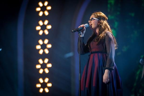 The Voice - Andrea Begley