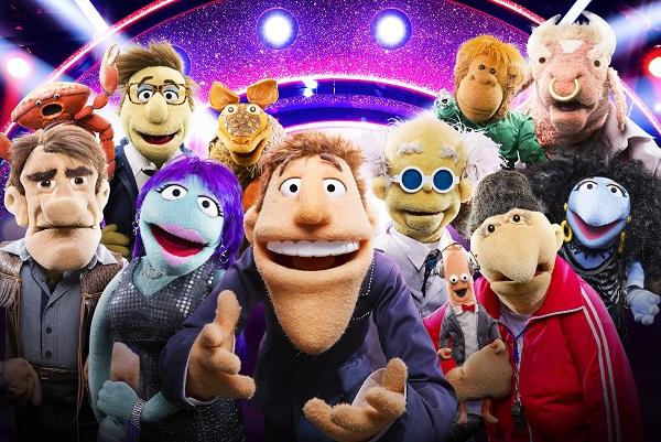 That Puppet Gameshow Cast - BBC