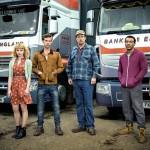 Truckers, New BBC Drama Series Starts this October
