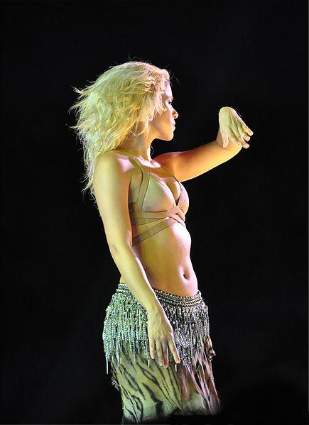 Shakira - Photo by suran2007