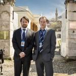Ambassadors: New Mitchell and Webb BBC2 Comedy Drama Series
