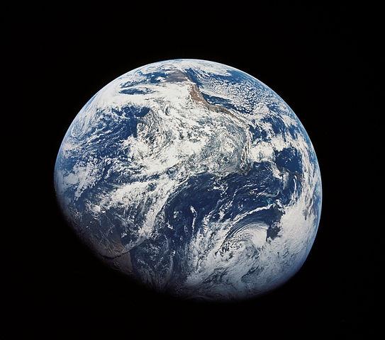 Plant Earth - NASA Image