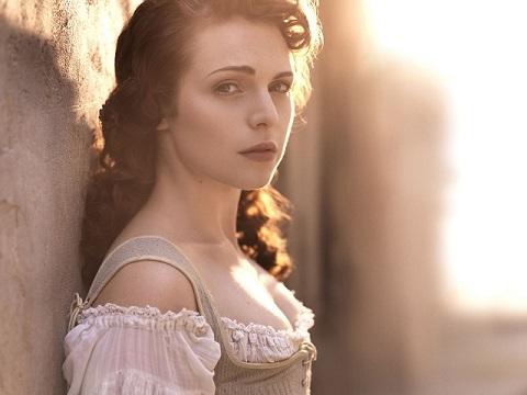 Tamla Kari as Constance Bonacieux - Image Credit: BBC/Steve Neaves