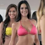 Billie JD Porter investigates the Miss Venezuela beauty contest in BBC Three's 'Secrets of South America'