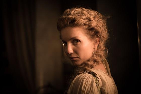 Ninon De Larroque (ANNABELLE WALLIS) - Image Credit: BBC. Photographer: Robert Viglasky