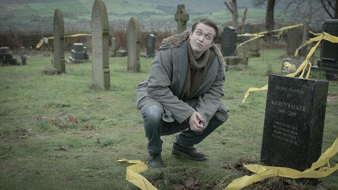 Simon Monroe (Emmett J Scanlan) in Episode 1 of 'In The Flesh' Series 2 - Image Credit: BBC/Des Willie