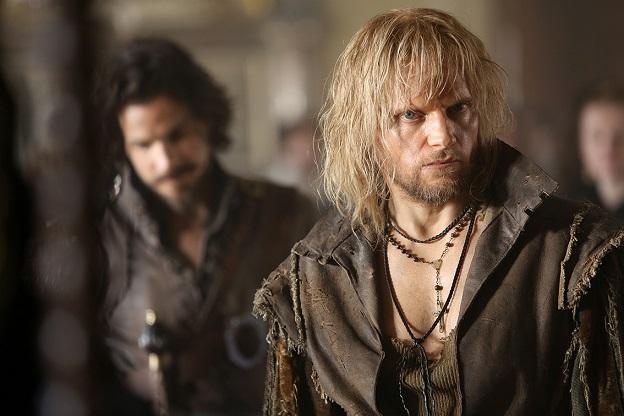 Marc Warren as Comte De Rochefort in Series 2 of The Musketeers - Image Credit: BBC/Dusan Martincek