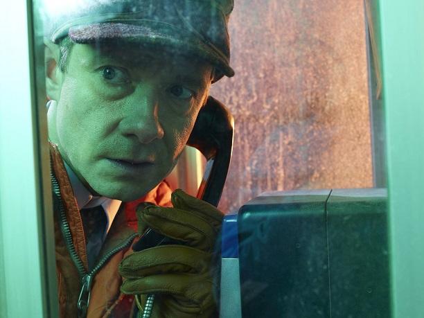 Martin Freeman in Fargo - Channel 4