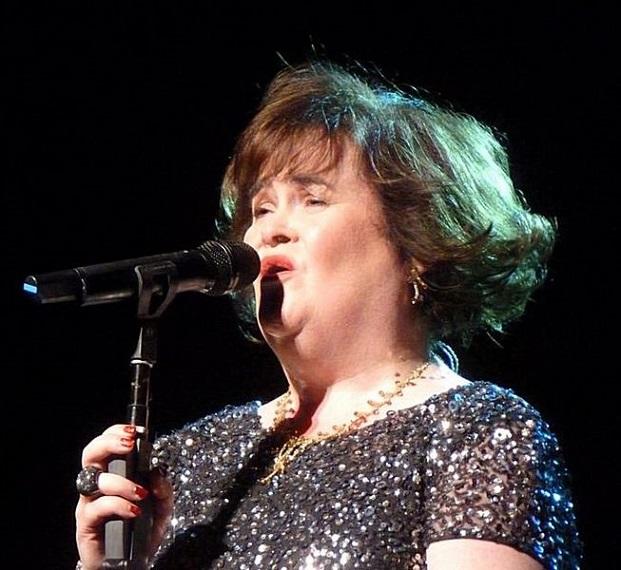 Susan Boyle - Photo by Wasforgas (Via Wikimedia Commons)