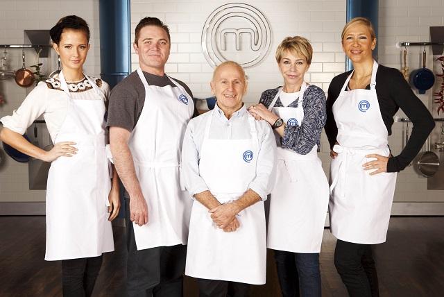 Heat 3 Lineup: Millie Mackintosh, Alex Ferns, Wayne Sleep, Leslie Ash and Tania Bryer - Image Credit: BBC/Shine TV
