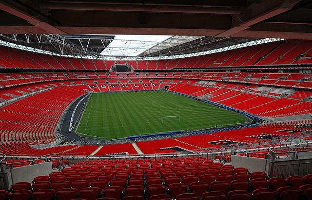 Wembley Stadium - Photo by Jbmg40
