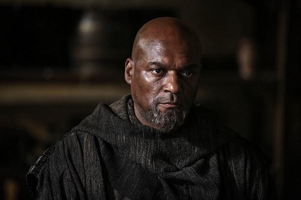 Tariq (COLIN SALMON) in The Musketeers season 2 - Image Credit: BBC/Dusan Martincek