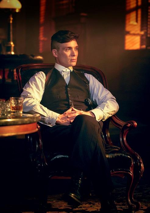 Thomas Shelby (Cillian Murphy) - Image Credit: BBC/Mandabach/Tiger Aspect. Photographer: Robert Viglasky