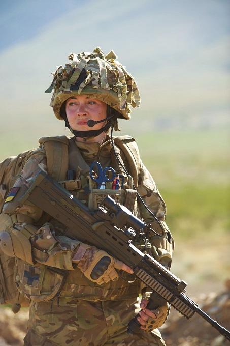Our Girl - Image Credit: - BBC/David Bloomer