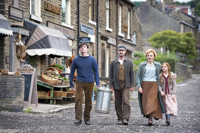 The Village series 2 cast