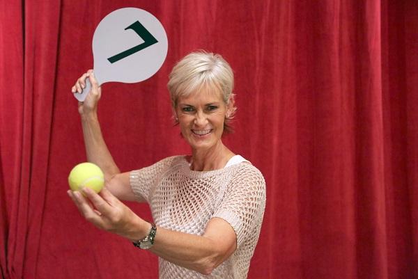 Judy Murray - Image Credit: BBC/Nora Ryan