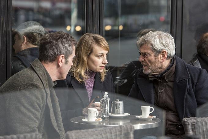 The Missing BBC1 Drama: Tony (JAMES NESBITT), Rini (ANAMARIA MARINCA) and Julien (TCHEKY KARYO) - Image Credit:
