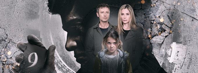 Intruders BBC Cast: Image Credit: BBC Worldwide Limited/Cate Cameron. Photographer: Photo:Rafy. Design: Lee Binding
