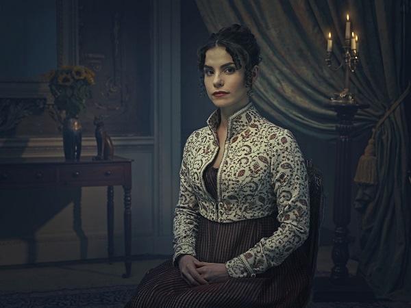 Arabella (CHARLOTTE RILEY) - Image Credit: BBC/Todd Antony